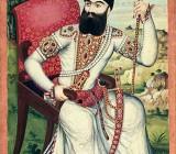 Le prince héritier 'Abbas Mirzâ