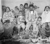 Yazd - La famille Vafâdâri