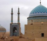 Yazd - La mosquee du vendredi