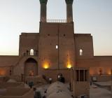 Yazd – mosquée Amir Tchakhmâgh