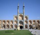 Yazd - mosquée Amir Tchakhmâgh