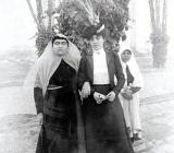 Deux femmes de la période de Mozaffareddin Shâh