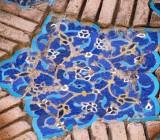 La Mosquée Bleue ou