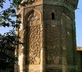 Le dôme turquoise