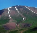 La mont de Sahand