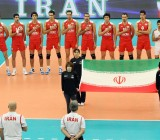 Volleyball Iranienne