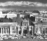 Entrée historique du Jardin national