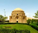 Mausolée Gonbad-e Djabaliyeh