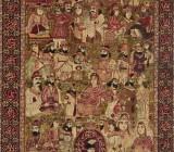 Historique du tapis de Kermân